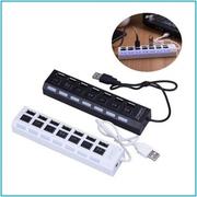 USB-разветвитель на 7 портов